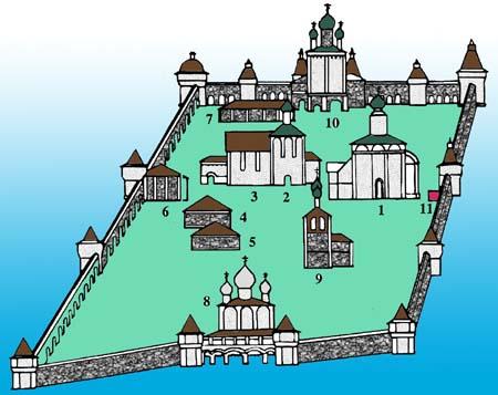 Схема Борисоглебского